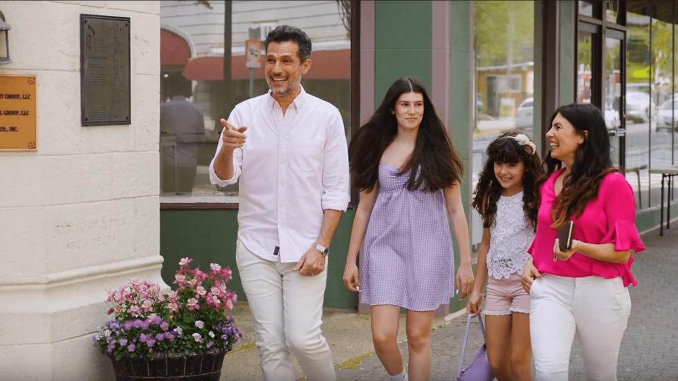 Benvenuti Family Video