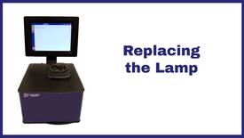 6. Replacing the Lamp