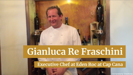 In the Kitchen with Chef Gianluca Re Fraschini | Cornerstone Creative