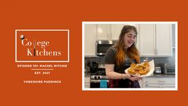 Taylor Maxson's College Kitchens - Episode 102: Yorkies - Rachel Amy Ritchie