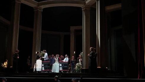 Hippolyte et Aricie - Répétitions Zurich