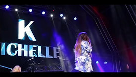 K Michelle In ST. Kitts