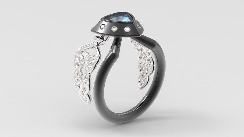 Corvus Ring