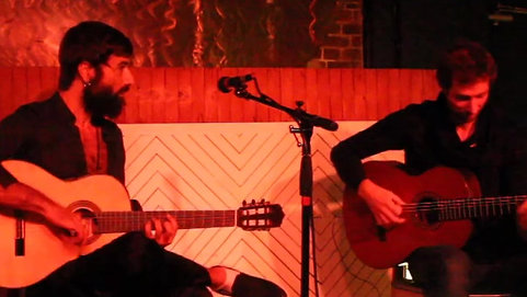 Duo Duende live in London