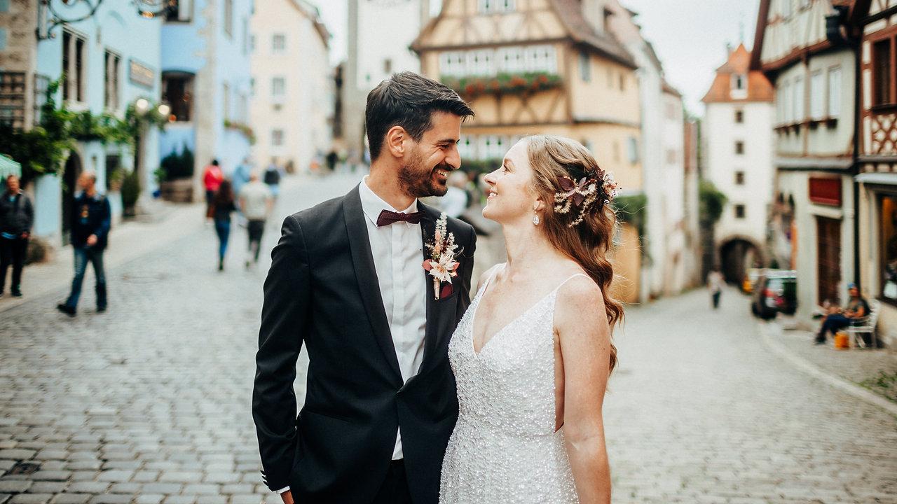 Hochzeit Emily und Sebastian
