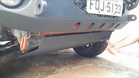 Pajero TR4 - Peito de Aço Articulado no PC de Ferro