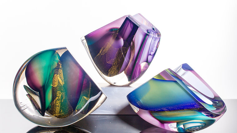 Phil Vickery Glass