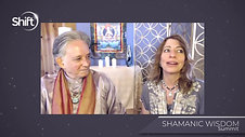 Shamanic Wisdom Summit Mirabai Starr & Andrew Harvey