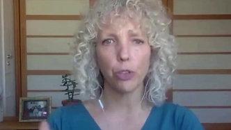 Jennifer Morgan- Executive Director of GreenPeace International