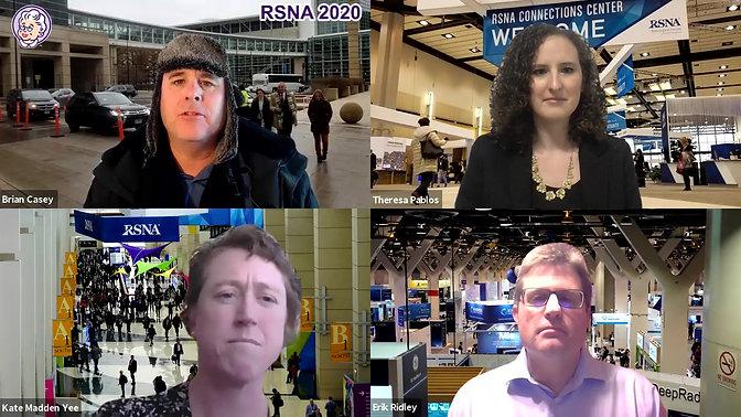 RSNA 2020 Final Roundup