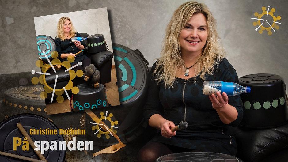 """Spot – Christine Dueholm """"På spanden"""""""