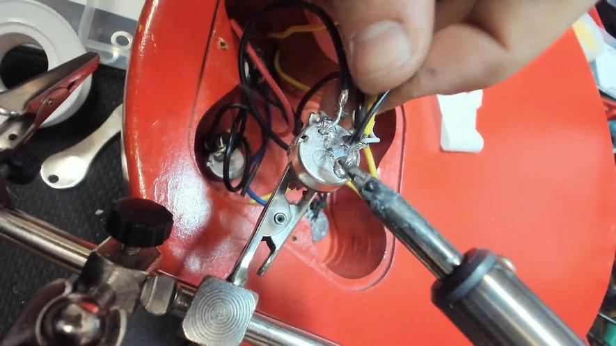 Potentiometer Replacement