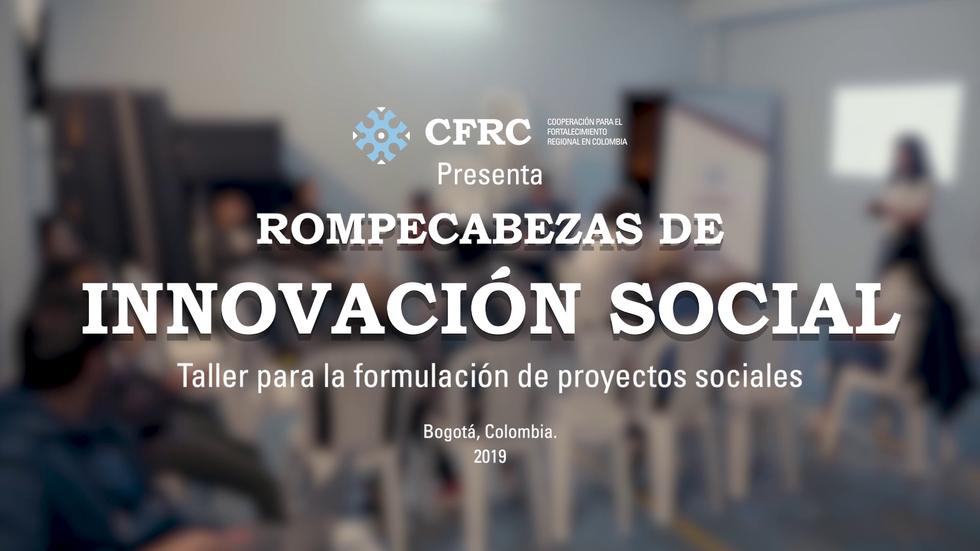 Rompecabezas de Innovación Social