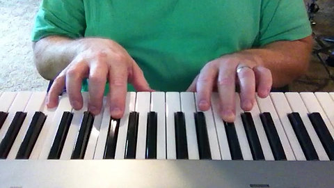 Writing the melody