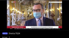 1 giugno 2020. SkyTg24 - Emergenza virus: patrimonio immobiliare culturale privato