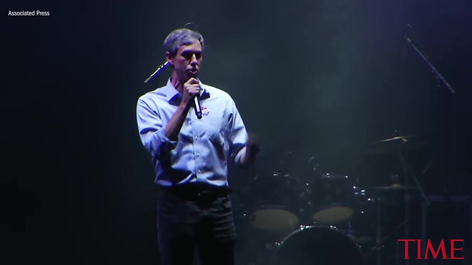 Beto O'Rourke Gives Concession Speech Following Defeat Against Ted Cruz _ TIME