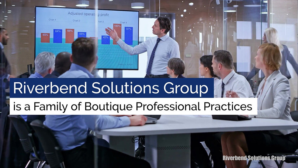 Riverbend Solutions Group   About Us Video
