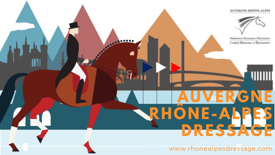 AUVERGNE-RHÔNE-ALPES DRESSAGE