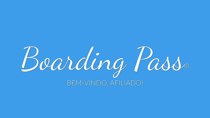 Boarding Pass Afiliados