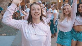 Sigma Kappa: Bid Day Spring 2020