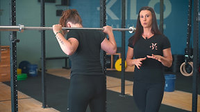 Brittany Kohnke Fitness Training: Squat