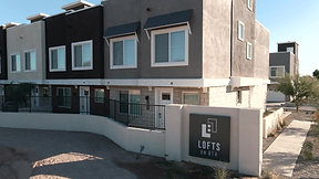 Lofts on 8th: Exterior