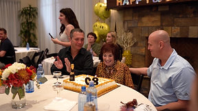 80th Birthday Event Video