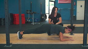 Brittany Kohnke Fitness Training: Plank