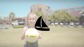 Crossnet: Outdoor Kids