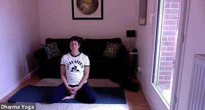 Novembre 19 yoga Douceur méditation