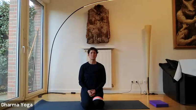 Novembre 2 yoga douceur 30'