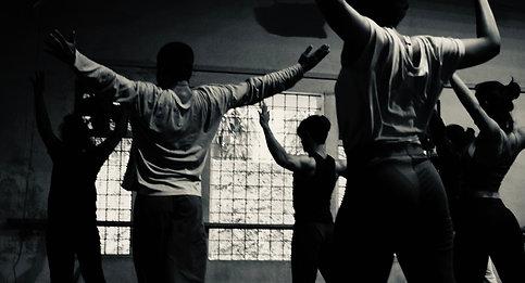 Choreographic workshop
