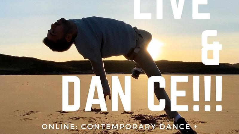 LIVE&DANce!!!