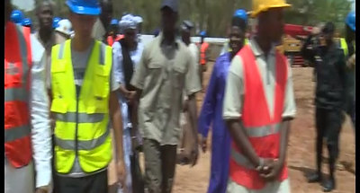 Gambia National Development Plan