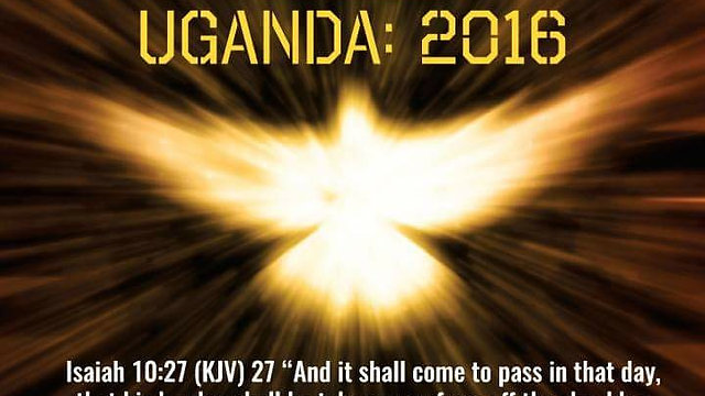 2016 God Loves Uganda Conference