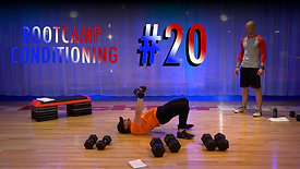 Bootcamp Conditioning - 20