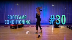 Bootcamp Conditioning - 30