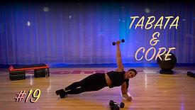 Tabata & Core - 19