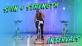 Spin + Strength Intervals