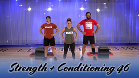 Strength & Conditioning 46 Hypertrophy