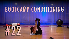 Bootcamp Conditioning - 22