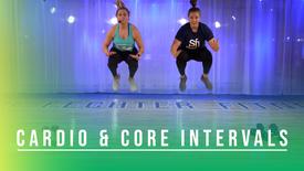 Cardio & Core Intervals