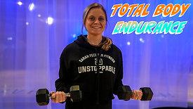 Total Body Endurance