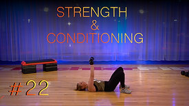 Strength & Conditioning - 22
