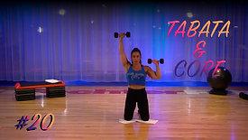 Tabata & Core - 20