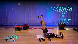 Tabata & Core - 30