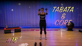 Tabata & Core - 18