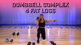 Dumbbell Complex 4 Fat Loss