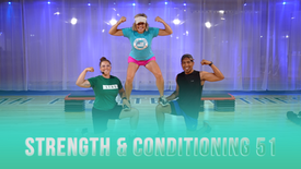 Strength & Conditioning 51 - Hypertrophy
