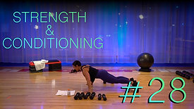 Strength & Conditioning - 28